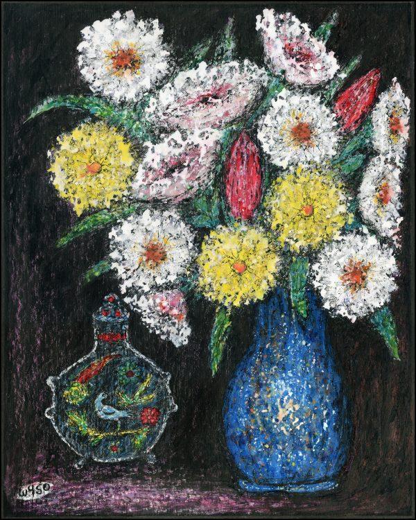 Flowers March 1985(333dpi 8x10in)